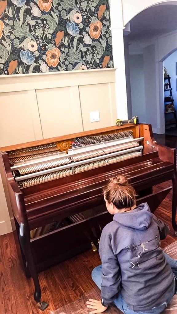 Removing-Bottom-Piano