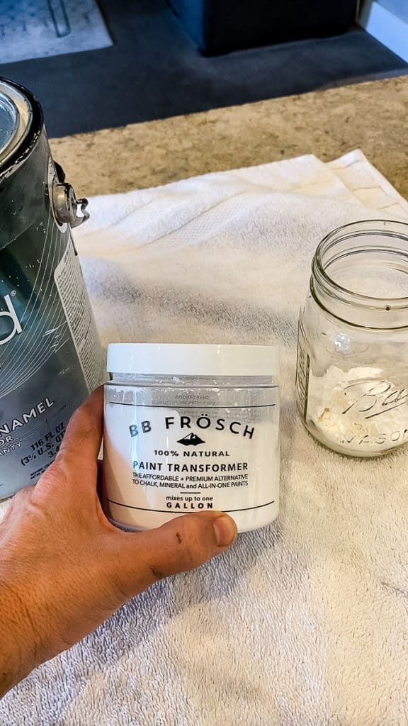 BBFrosch Paint Transformer